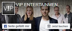 VIP Entertainment Band auf Facebook